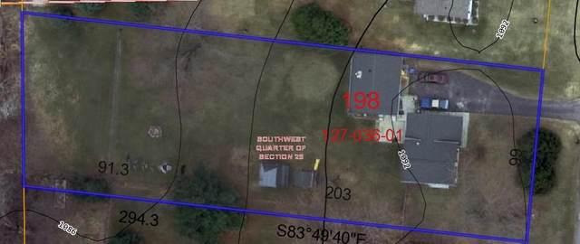 524 Maitland Dr, Horton, MI 49246 (MLS #21094987) :: BlueWest Properties