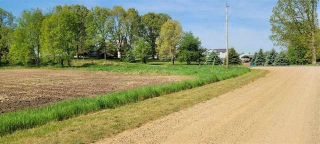 LOT G Pine Brook Ln 4.97 Acres Pine, Rives Junction, MI 49277 (MLS #21095000) :: CENTURY 21 C. Howard
