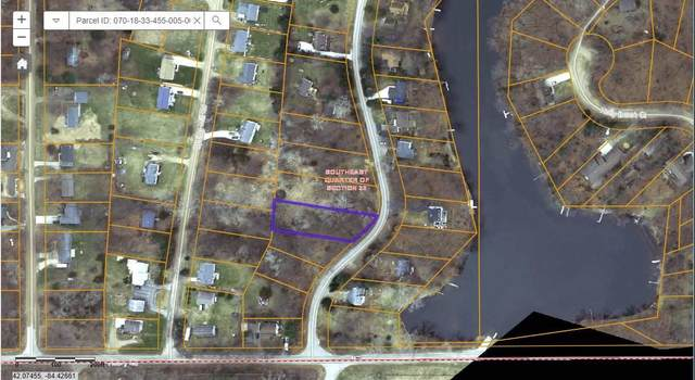 116 Westshore Dr, Jerome, MI 49249 (MLS #21095054) :: JH Realty Partners