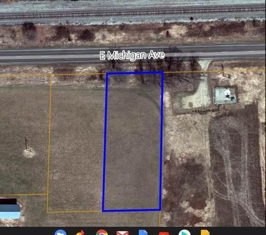 W Michigan Ave, Grass Lake, MI 49240 (MLS #21095140) :: BlueWest Properties