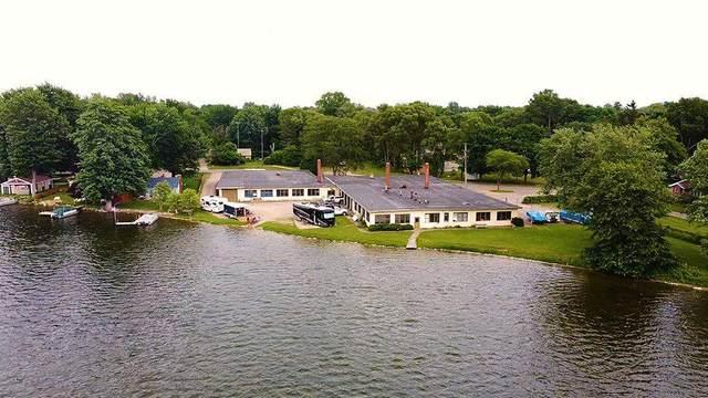 308 N Lake St, Grass Lake, MI 49240 (MLS #21095161) :: BlueWest Properties