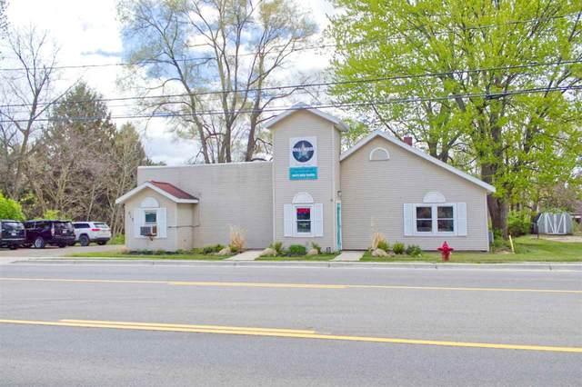 215 E Main St, Spring Arbor, MI 49283 (MLS #21095181) :: BlueWest Properties