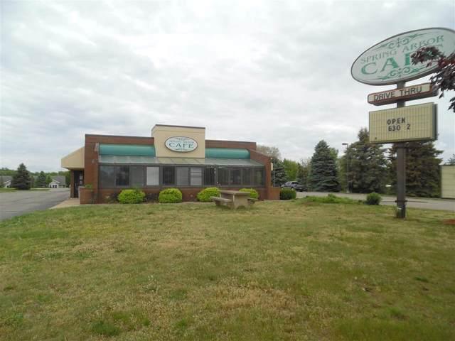 7975 Spring Arbor Rd, Spring Arbor, MI 49283 (MLS #21095190) :: BlueWest Properties