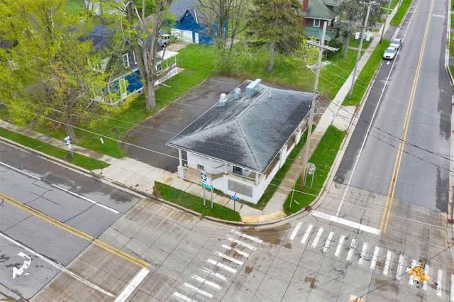 104 Maple St, Springport, MI 49284 (MLS #21095215) :: Deb Stevenson Group - Greenridge Realty