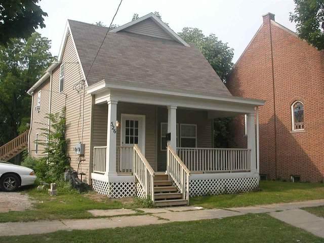 526 Toledo St, Adrian, MI 49221 (MLS #21095244) :: BlueWest Properties
