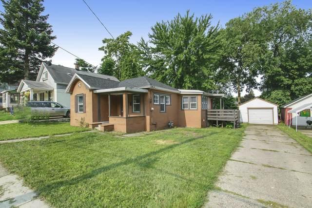 1833 Palace Avenue SW, Grand Rapids, MI 49507 (MLS #21095281) :: Deb Stevenson Group - Greenridge Realty