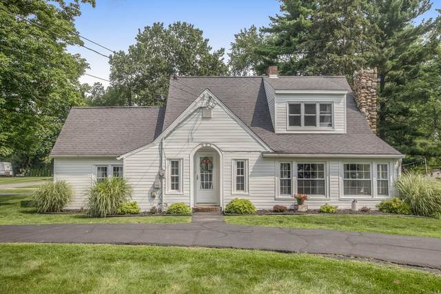 683 Willow Drive, Colon, MI 49040 (MLS #21095300) :: JH Realty Partners
