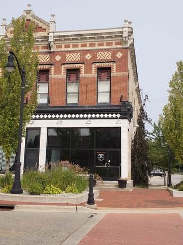 133 E Edgerton Street, Howard City, MI 49329 (MLS #21095320) :: Ginger Baxter Group