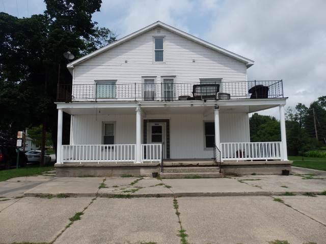 4880 Main Street, Onekama, MI 49675 (MLS #21095340) :: BlueWest Properties