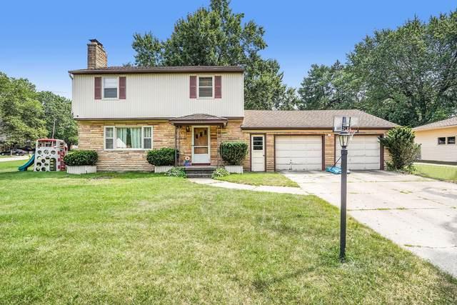 1324 SE Van Auken Street SE, Grand Rapids, MI 49508 (MLS #21095359) :: CENTURY 21 C. Howard