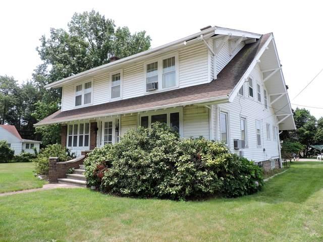 9812 Church Street, Bridgman, MI 49106 (MLS #21095380) :: BlueWest Properties