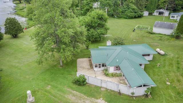 1232 Dean Lake Drive, Colon, MI 49040 (MLS #21095390) :: Deb Stevenson Group - Greenridge Realty