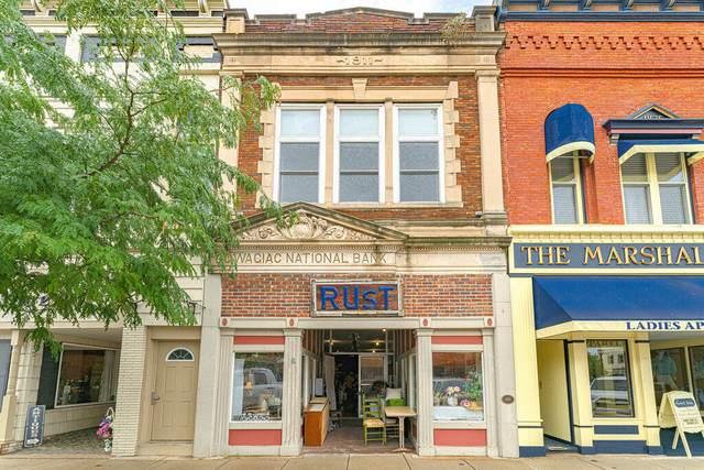 140 S Front Street, Dowagiac, MI 49047 (MLS #21095402) :: JH Realty Partners