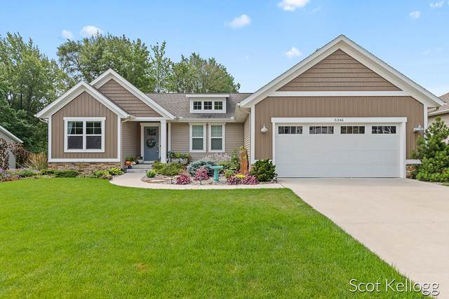 5346 Rischow Drive SW, Wyoming, MI 49509 (MLS #21095409) :: Ginger Baxter Group