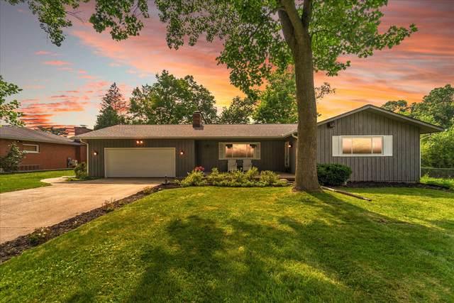 1115 Bunkerhill Drive Drive, Kalamazoo, MI 49009 (MLS #21095420) :: Ginger Baxter Group