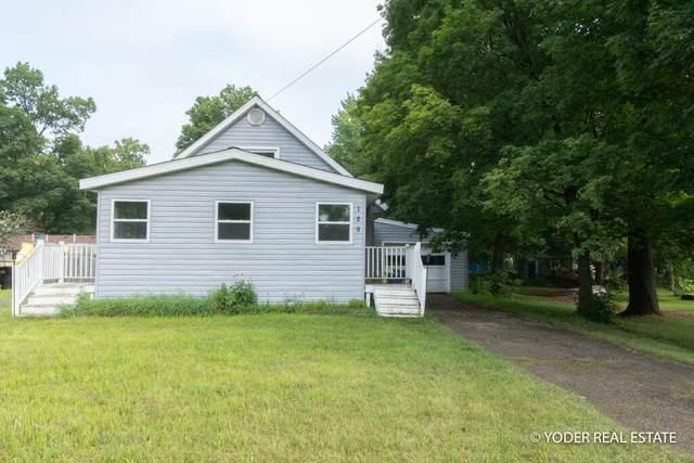 129 Forbes Street, Plainwell, MI 49080 (MLS #21095426) :: BlueWest Properties