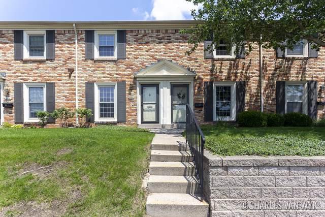 2464 Village Drive SE, Grand Rapids, MI 49503 (MLS #21095471) :: CENTURY 21 C. Howard