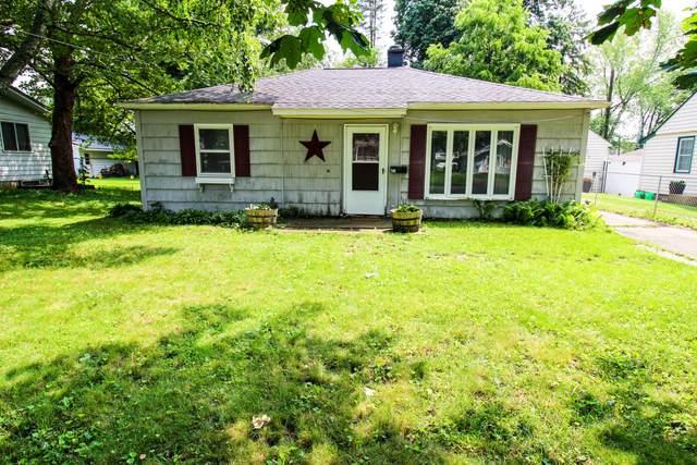 708 S Hooker Avenue, Three Rivers, MI 49093 (MLS #21095483) :: Sold by Stevo Team | @Home Realty