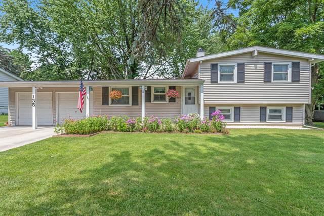 135 E Oakland Place, Battle Creek, MI 49015 (MLS #21095500) :: BlueWest Properties