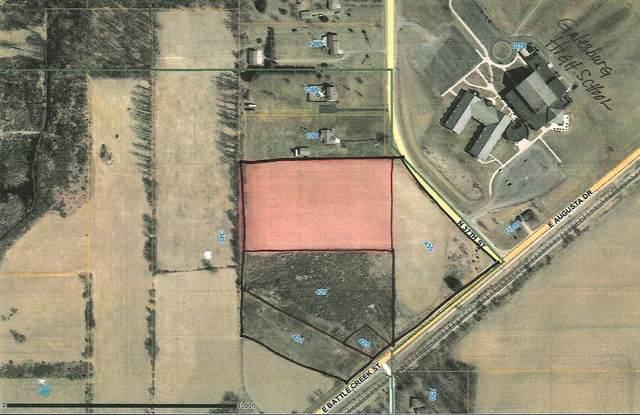435 E Battle Creek Street, Galesburg, MI 49053 (MLS #21095505) :: The Hatfield Group
