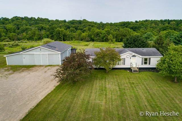 1625 Red Creek Drive, Saranac, MI 48881 (MLS #21095513) :: BlueWest Properties