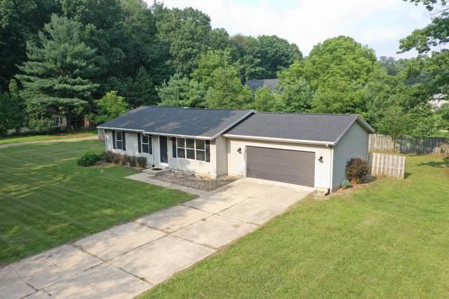 10643 Weaver Drive, Portage, MI 49002 (MLS #21095520) :: BlueWest Properties