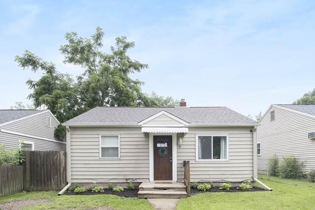 36 Lyndale Court, Battle Creek, MI 49015 (MLS #21095527) :: BlueWest Properties