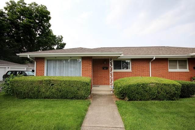1329 Oak Street C-2, Niles, MI 49120 (MLS #21095537) :: JH Realty Partners