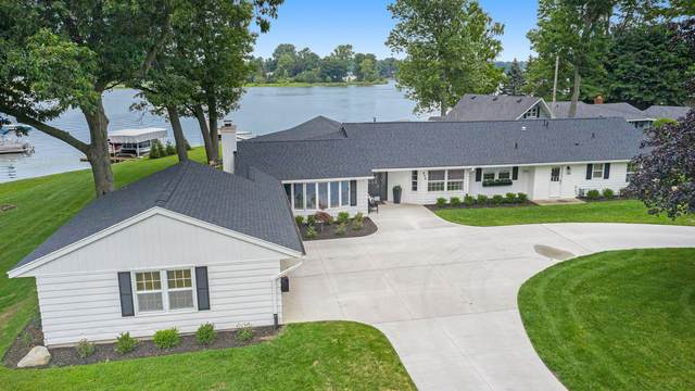 848 Country Club Drive, Battle Creek, MI 49015 (MLS #21095548) :: Ginger Baxter Group