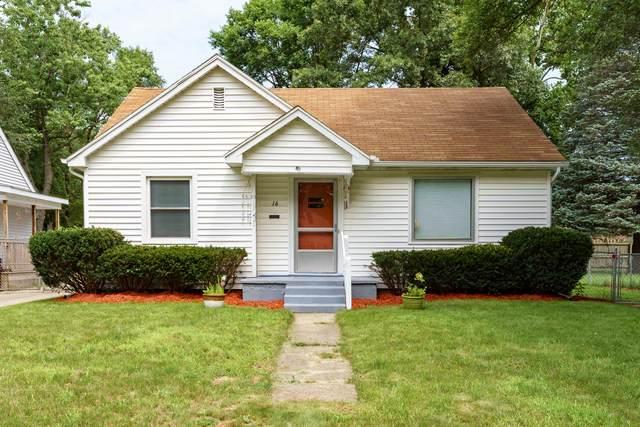 16 Shellenberger Avenue, Battle Creek, MI 49037 (MLS #21095559) :: BlueWest Properties