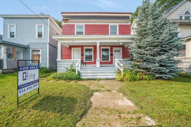 128 Burton  Street Sw, Grand Rapids, MI 49507 (MLS #21095561) :: BlueWest Properties
