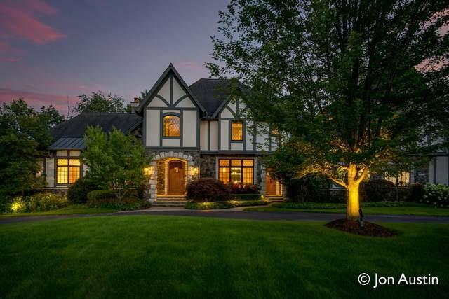 5742 Manchester Hills Drive SE, Grand Rapids, MI 49546 (MLS #21095607) :: BlueWest Properties