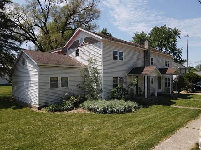 108 E Michigan Avenue, White Pigeon, MI 49099 (MLS #21095617) :: The Hatfield Group