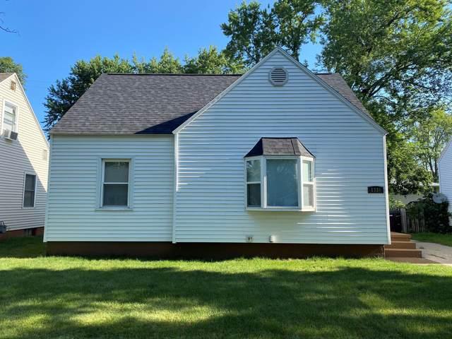 1336 Cornell Road, Muskegon, MI 49441 (MLS #21095665) :: Ginger Baxter Group