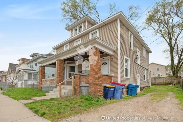 627 High Street SW, Grand Rapids, MI 49503 (MLS #21095673) :: Ron Ekema Team