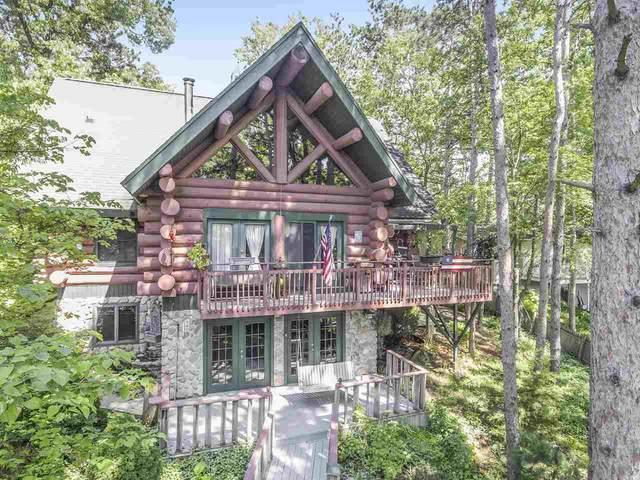 169 1/2 Pine Hill Lake Rd, Horton, MI 49246 (MLS #21096159) :: Sold by Stevo Team | @Home Realty