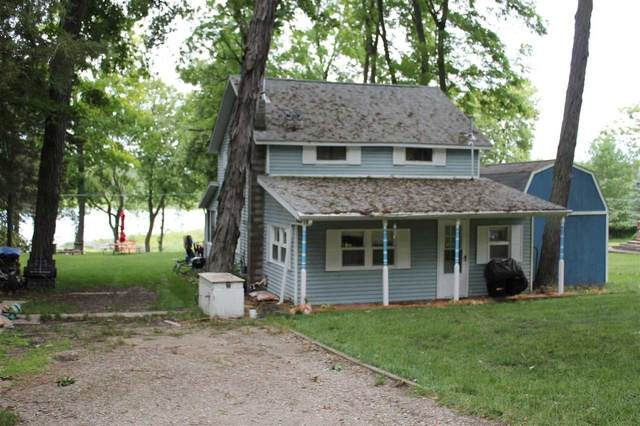 2240 Lakeview Dr, Brooklyn, MI 49230 (MLS #21096368) :: The Hatfield Group