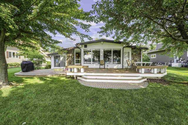 264 Pine Hill Lake Dr, Horton, MI 49246 (MLS #21096445) :: Keller Williams Realty   Kalamazoo Market Center