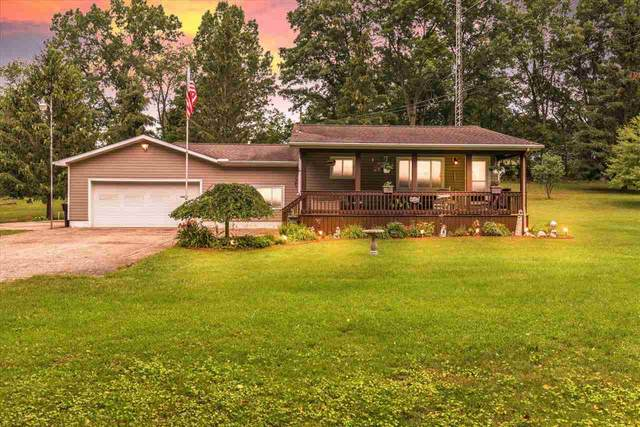 3880 W Hallett Rd, Hillsdale, MI  (MLS #21096470) :: Deb Stevenson Group - Greenridge Realty