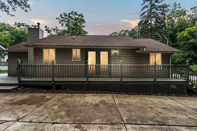 10640 Resort, Pleasant Lake, MI 49272 (MLS #21096484) :: Deb Stevenson Group - Greenridge Realty