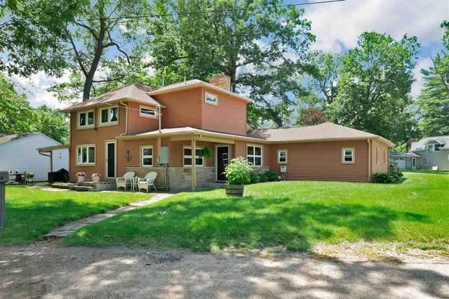 8540 Oakwood Ct, Jackson, MI 49201 (MLS #21096496) :: BlueWest Properties