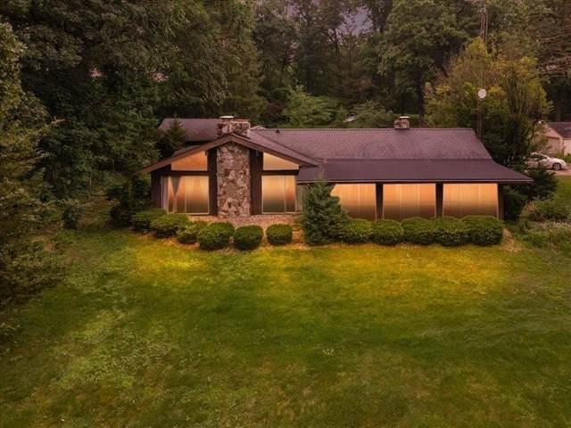 1945 Crispell Road, Clark Lake, MI 49234 (MLS #21096502) :: JH Realty Partners
