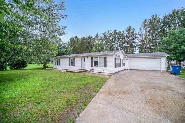 70 Wood, Coldwater, MI 49036 (MLS #21096538) :: Ginger Baxter Group