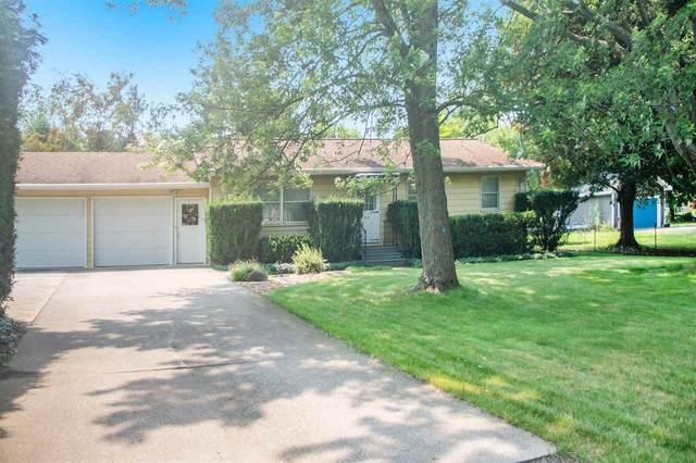813 Woodworth, Jackson, MI 49202 (MLS #21096563) :: Keller Williams Realty | Kalamazoo Market Center