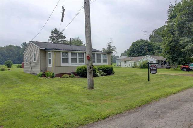 695 Swains Lake Dr, Concord, MI 49237 (MLS #21096597) :: Keller Williams Realty   Kalamazoo Market Center