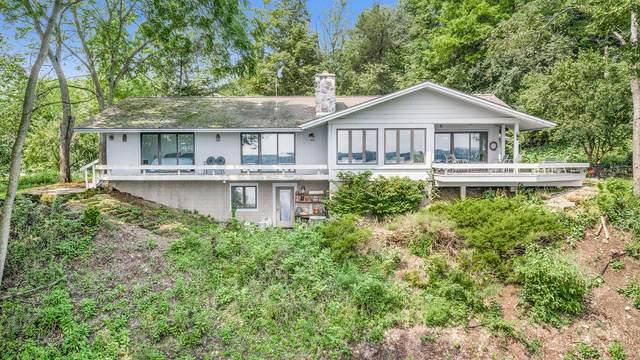 10032 W Gull Lake Drive, Richland, MI 49083 (MLS #21096633) :: Ginger Baxter Group
