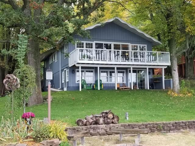 7765 W Lake Drive, Canadian Lakes, MI 49346 (MLS #21096676) :: Ron Ekema Team