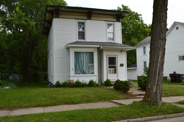246 Mill Street, Big Rapids, MI 49307 (MLS #21096724) :: Ron Ekema Team