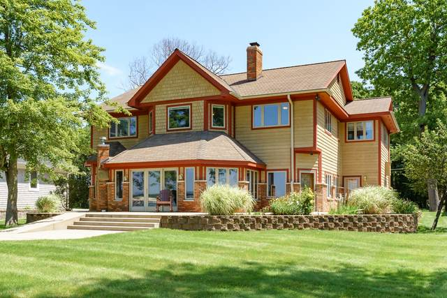 9230 E Shore Drive, Portage, MI 49002 (MLS #21096731) :: Ginger Baxter Group