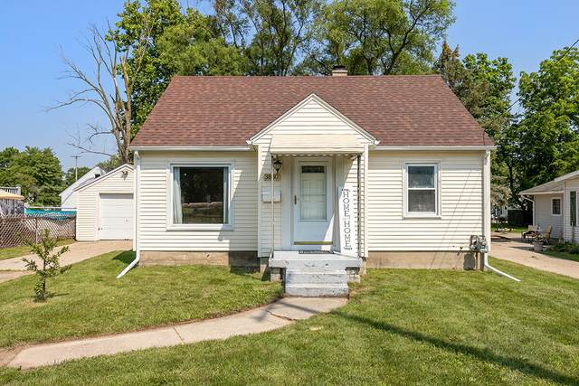 3830 Clyde Park Avenue SW, Wyoming, MI 49509 (MLS #21096749) :: Ginger Baxter Group